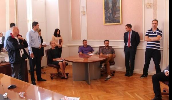 Sastanak Povjerenstva Gradskog vijeća i Razvoj golfa…